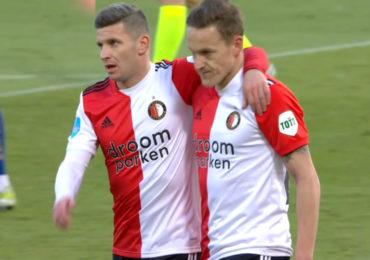 Feyenoord op schot tegen VVV-Venlo