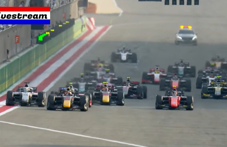 Livestream Formule 2 Sakhir Race 1