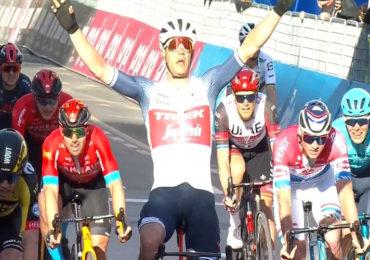 Jasper Stuyven wint Milaan San Remo