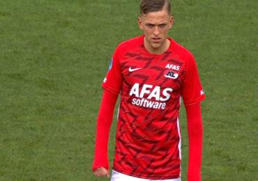 AZ in Alkmaar te sterk voor PSV