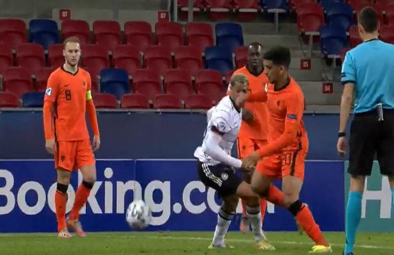 Jong Oranje speelt ook gelijk tegen Duitsland