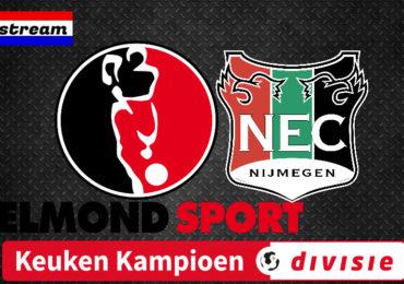 KKD livestream Helmond Sport - NEC