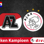 KKD livestream Jong AZ - Jong Ajax
