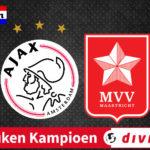 KKD livestream Jong Ajax - MVV Maastricht