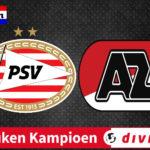 KKD livestream Jong PSV -Jong AZ