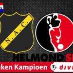 KKD livestream NAC Breda - Helmond Sport