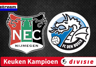 KKD livestream NEC - FC Den Bosch