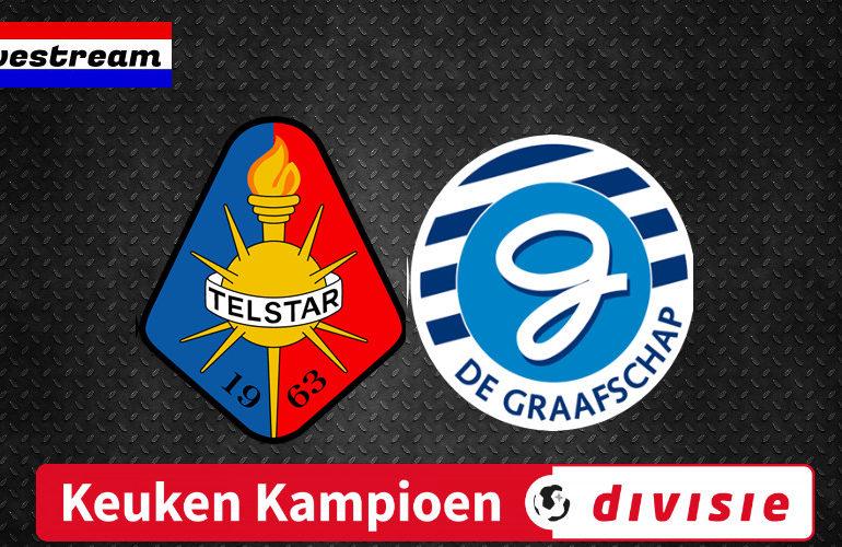 KKD livestream Telstar - De Graafschap