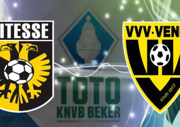 Kan Giakoumakis VVV naar de bekerfinale loodsen?