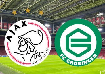 Kijk hier zondagmiddag gratis Ajax - FC Groningen