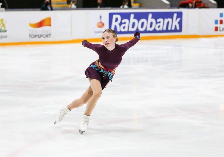 Lindsay van Zundert naar Olympische Spelen