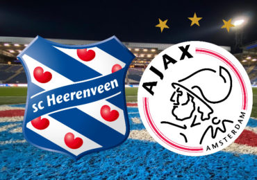 Livescore: SC Heerenveen - Ajax TOTO KNVB Beker