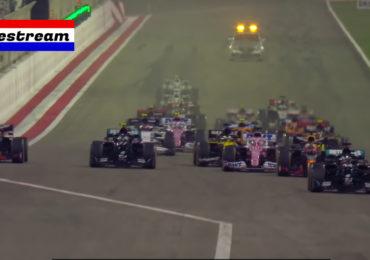 Livestream Grand Prix Bahrein 2021