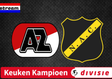 Livestream Jong AZ - NAC Breda Keuken Kampioen Divisie