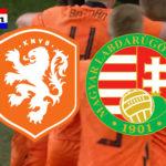 Livestream Jong Oranje Nederland - Hongarije EK voetbal