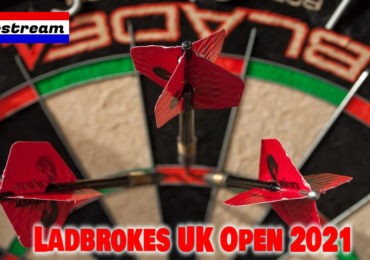 Darts livestream Ladbrokes UK Open 2021