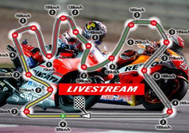 Livestream MotoGP Losail 2021 | Qatar