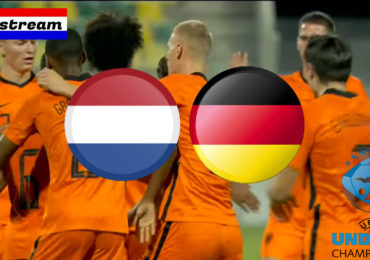 Livestream Nederland - Duitsland | EK Voetbal Jong Oranje