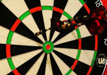 Loting 1e, 2e en 3e ronde UK Open Darts