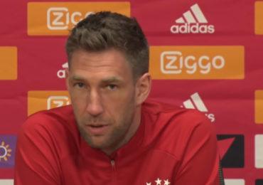 Ajax zegt contract Stekelenburg formeel op