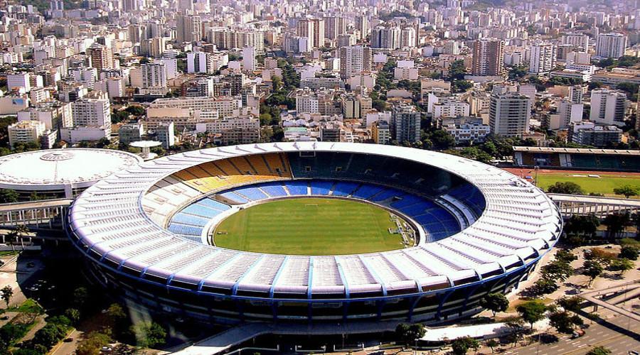 Maracanã wordt Stadio Rei Pelé (Foto Wikimedia Commons)
