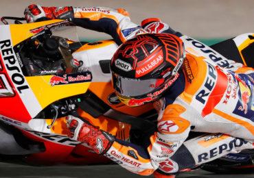 Marc Márquez mist MotoGP start in Qatar