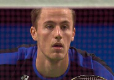 Vier Badmintonners naar derde ronde EK