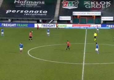Ruime overwinning voor NEC op Den Bosch