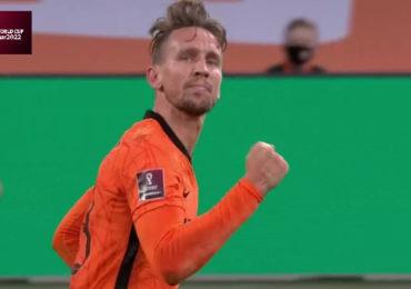 Gretig Oranje scoort te weinig tegen Letland