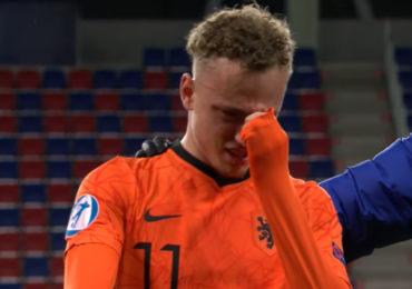 Noa Lang mist laatste wedstrijd tegen Hongarije