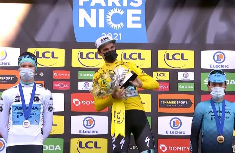 Samenvatting achtste en laatste etappe Parijs-Nice