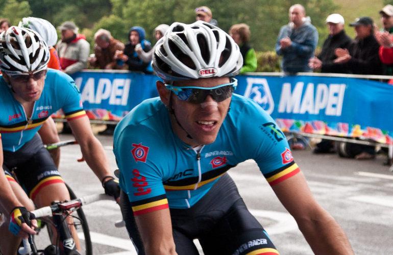 Philippe Gilbert niet naar Ronde van Vlaanderen