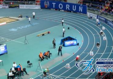 Programma Nederlandse deelnemers EK Indoor Torun 2021