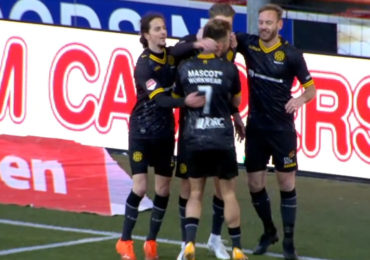 Roda JC wint doelpuntrijk duel tegen FC Volendam