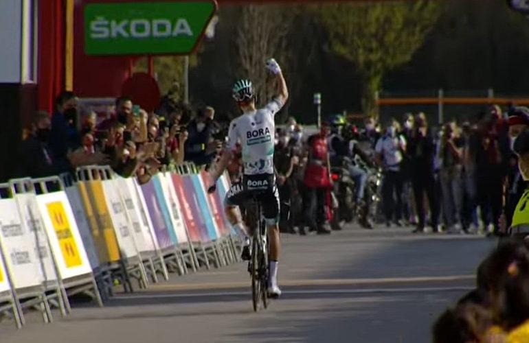 Samenvatting vijfde etappe Ronde van Catalonië