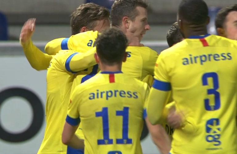 SC Cambuur rekent na rust af met FC Eindhoven