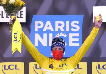 Samenvatting 1e etappe Parijs-Nice 2021 (video)