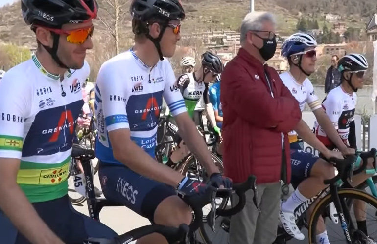 Samenvatting vierde etappe Ronde van Catalonië