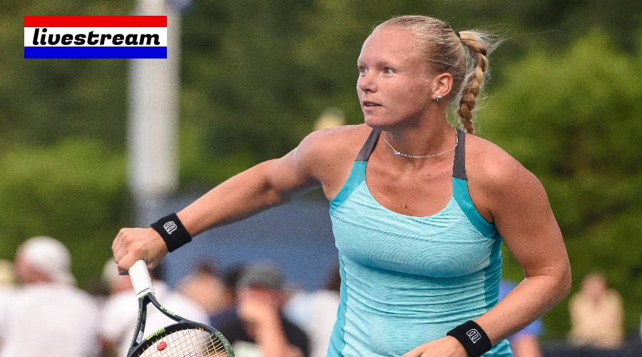 WTA Dubai Bertens vs Martincová tennis livestream (Foto Wikimedia Commons)