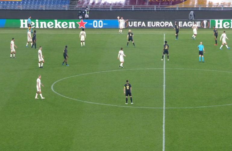 Ajax uitgeschakeld in de UEFA Europa League
