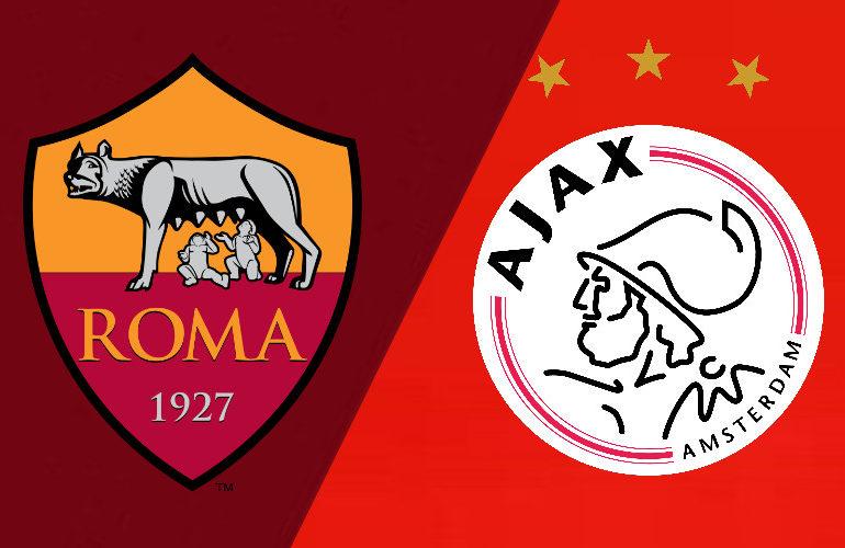 AS Roma - Ajax | LIVE STREAM | Watch | Europa League