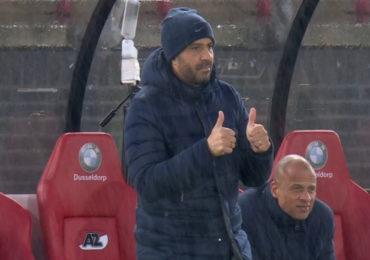 AZ doet goede zaken met 2-0 overwinning op Sparta
