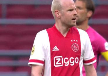 Ajax en Utrecht delen de punten in Amsterdam