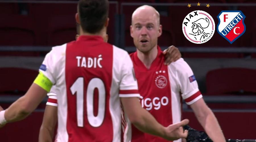 Ajax - FC Utrecht kijken
