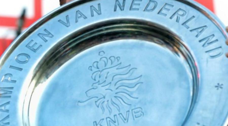 Ajax op jacht naar 35ste landstitel in de eredivisie