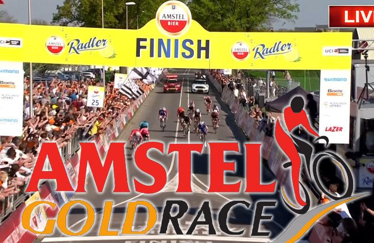 Kijk nu de Amstel Gold Race gratis via een livestream