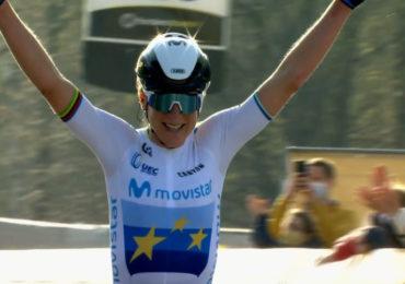 Annemiek van Vleuten wint Ronde van Vlaanderen