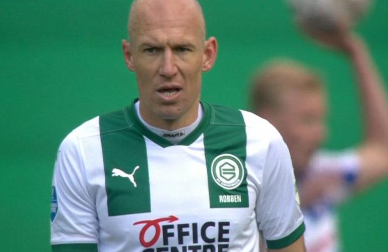 Robben krijgt rust voor uitwedstrijd met PEC