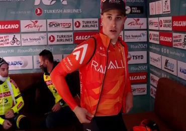 Arvid de Kleijn wint eerste etappe in Ronde van Turkije