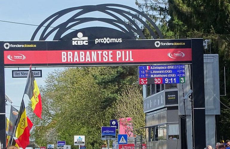 Deelnemerslijst Brabantse Pijl 2020 (mannen & vrouwen)